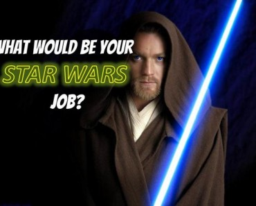 what would be your star wars job