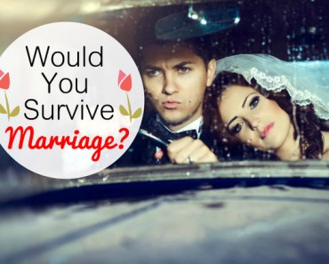 Would you survive marriage?