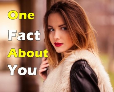Can we tell one amazing fact about you?