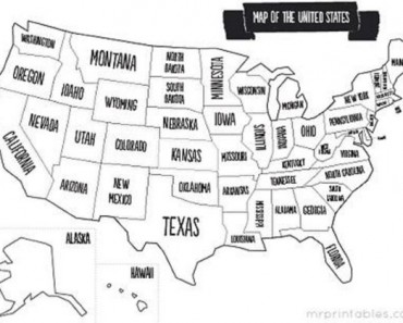 Do you know all the U.S.A. state capitals?