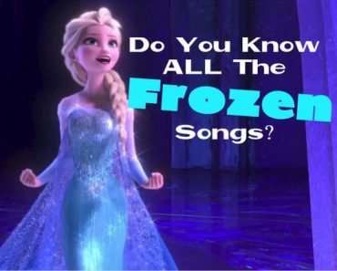 Do you really know ALL the Frozen songs?
