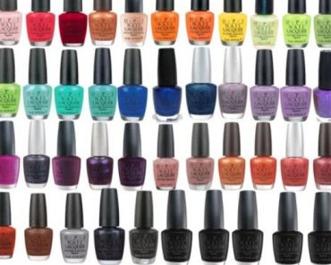 What color nail polish should you be wearing?