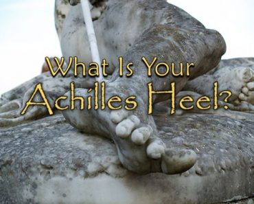 What is your achilles heal?