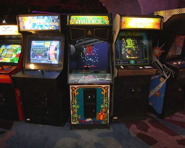 Can you guess these classic arcade games?