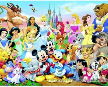 Can you name 99 disney characters quiz