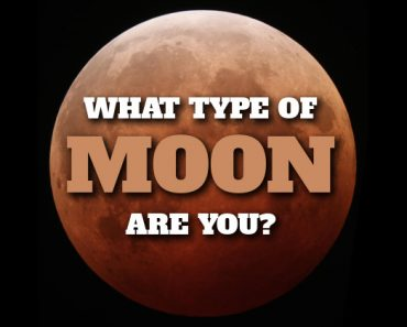 What type of moon are you? Quiz