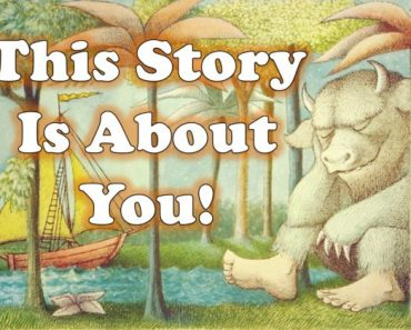 Which classic children's story is actually about your life?