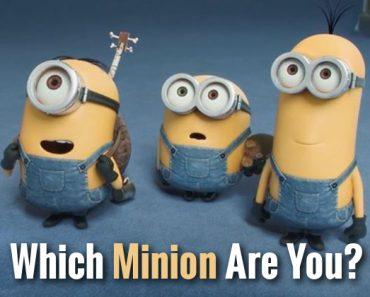 Which minion are you? Quiz