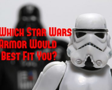 Which Star Wars armor would best fit you?