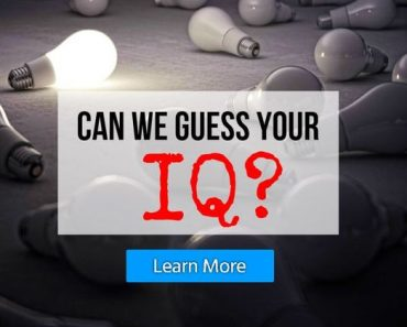 Can we guess your IQ quiz