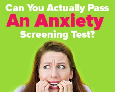 can you actually pass an anxiety screening test quiz