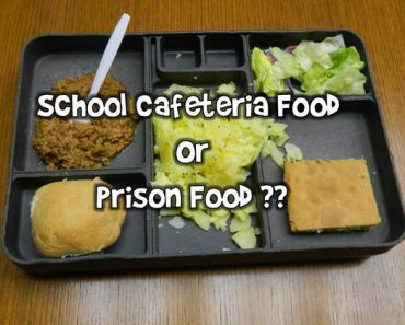 is this school cafeteria food or prison food quiz