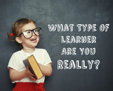 What type of learner are you really quiz