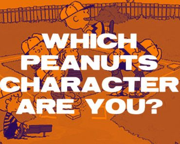 which peanuts charcter are you quiz