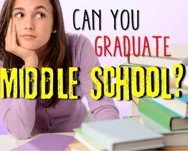 would you be able to graduate middle school today quiz