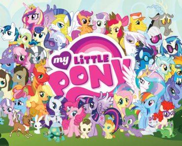 can you name all the my little ponies quiz