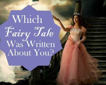 which fairy tale was actually written about you quiz
