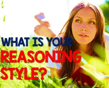 which one of the 6 reasoning styles describes the way you think quiz