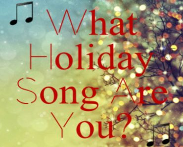 What holiday song are you quiz