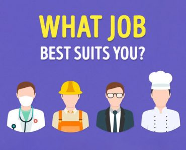 what job best suits you quiz
