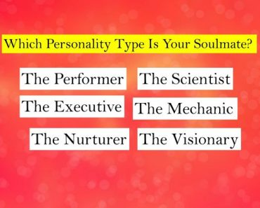 what personality type is your soulmate quiz