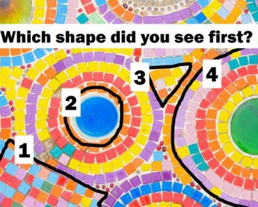 which element is your personality according to the shapes you see quiz
