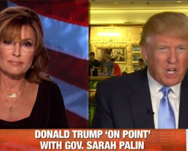 who said it donald trump or sarah palin quiz