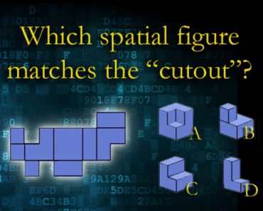 spatial reasoning test quiz