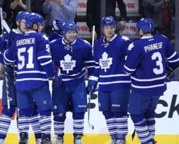toronto maple leafs NHL hockey quiz