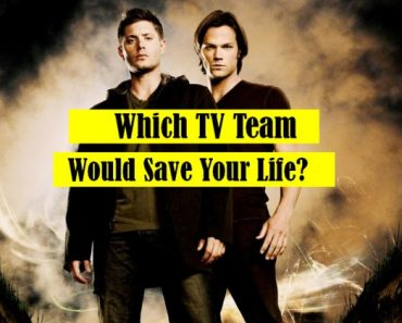 which tv show team would save your life quiz
