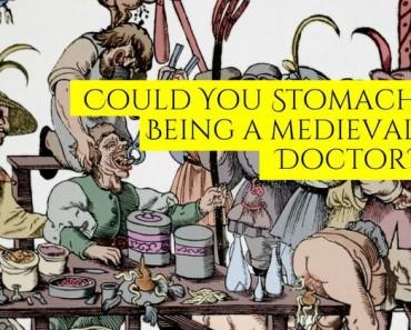 medieval medicine quiz