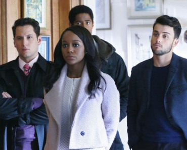who is your how to get away with murder accomplice quiz