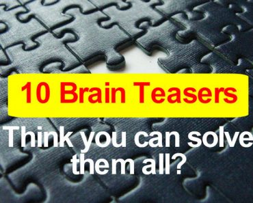 brain teaser quiz