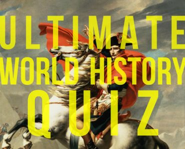 world history trivia quiz