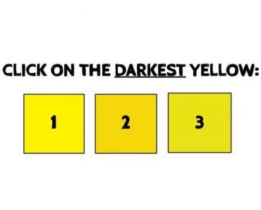 colors contrast vision test