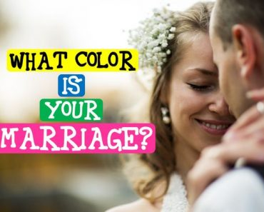 What color is your marriage quiz