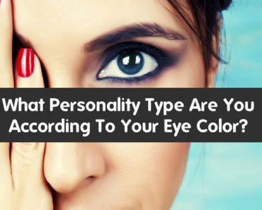 eye color personality test