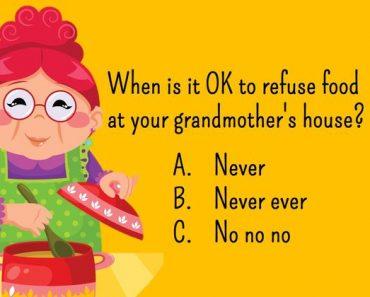 family etiquette personality quiz