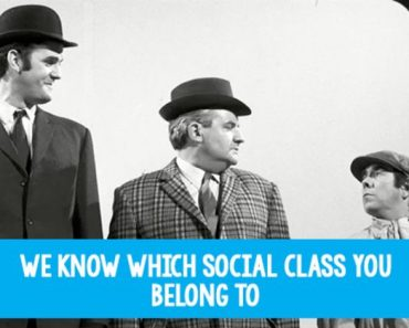 which social class are you vocabulary test