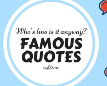 famous quote authors trivia quiz