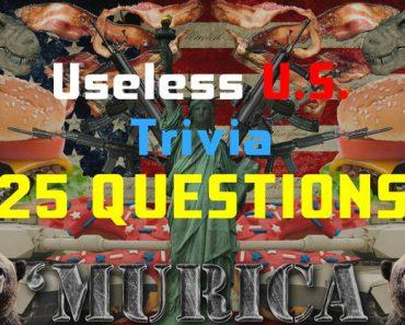 USA american trivia quiz
