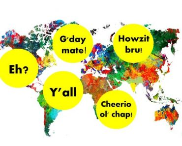 which country is your accent from english quiz