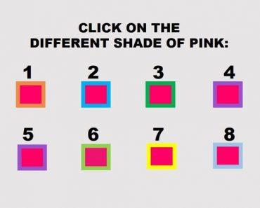 color perception quiz