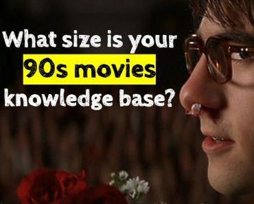 90s movies trivia quiz