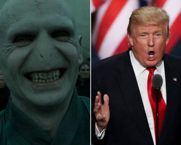 who said it donald trump or voldemort trivia quiz