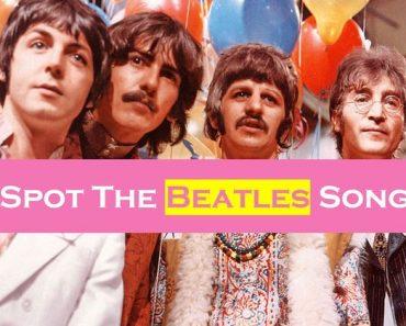 21 beatles songs trivia quiz