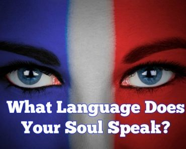 language personality quiz