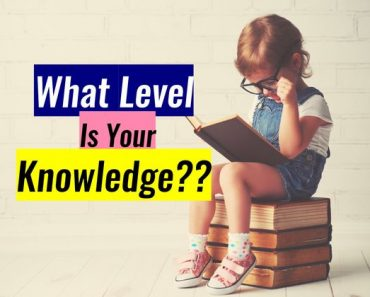 what level is your trivia knowledge