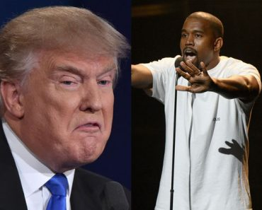 kanye west vs donald trump quotes