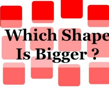 shape perception test